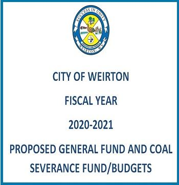 Proposed General Fund Coal Severance Fund Budgets