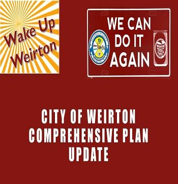 Weirton Comprensive Plan Update
