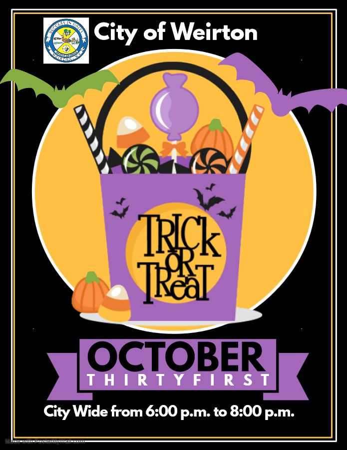Copy of Trick or Treat - Made with PosterMyWall